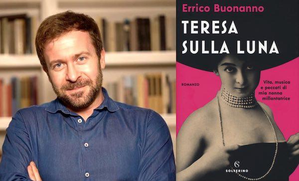 """Risate di famiglia, Errico Buonanno presenta il libro """"Teresa sulla Luna"""""""