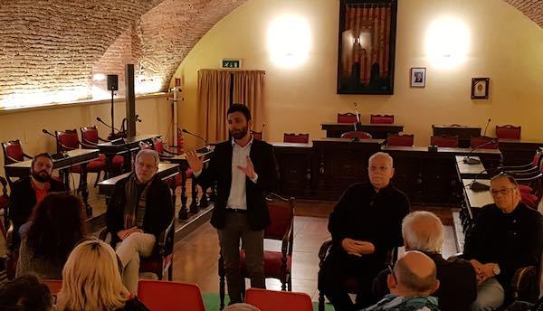 """Burico: """"Siamo baricentro di un'area vasta fra Umbria e Toscana"""""""