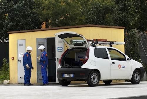 Sospensione dell'energia elettrica a Orvieto e Porano. Enel al lavoro per il potenziamento delle linee elettriche