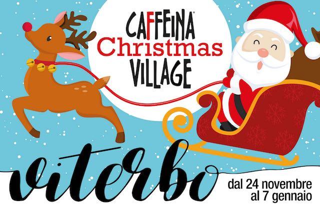 Caffeina Christmas Village, una grande parata inaugura il Natale viterbese