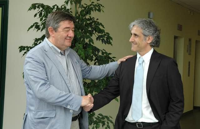 Giuseppe Calabrò nuovo primario della Medicina d'Urgenza a Foligno