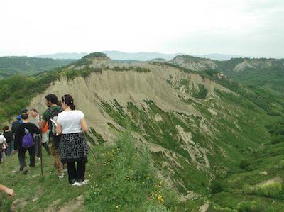 Valle dei Calanchi coast to coast. Da Civitella d'Agliano a Civita di Bagnoregio