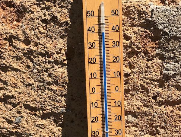 Previsto un nuovo innalzamento delle temperature