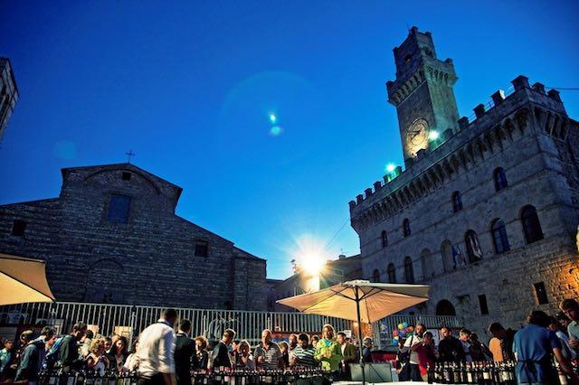 Calici di Stelle a Montepulciano, notte di vino notte di stelle