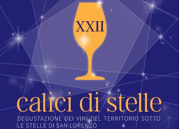 """Calici di Stelle"" per una Notte di San Lorenzo speciale a Monterubiaglio"
