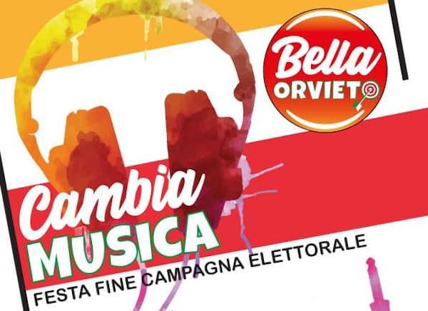 """""""Cambia musica"""". Bella Orvieto in Piazza Gualterio"""
