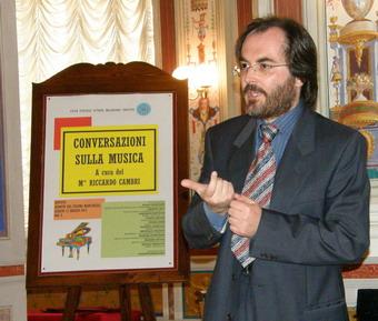 """Al Ridotto del Mancinelli """"Conversazioni sulla Musica"""" del Liceo Majorana"""