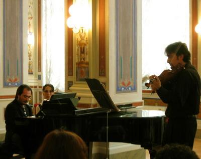 """La Stagione """"Nuovi Motivi 2009"""" si è aperta con il concerto dedicato ad Elena Bonelli"""