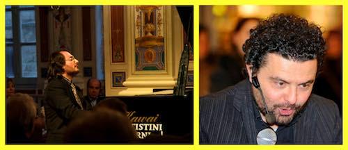 All'Unitre, la voce di Gianluca Foresi e le note di Riccardo Cambri