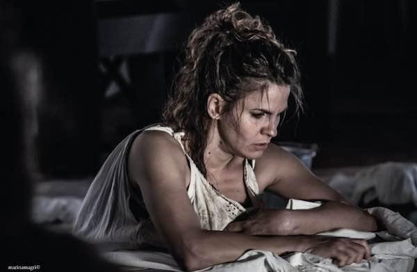 """Astra Lanz sul palco del Teatro dei Georgofili è """"Camille"""""""