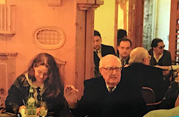 """Quella volta di Camilleri a Orvieto con i giovani: """"Vorrei fosse metafora dell'Italia"""""""
