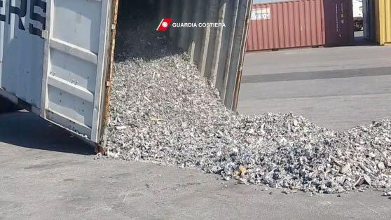 Trasporto di rifiuti contaminati, controlli e sequestri a Orvieto