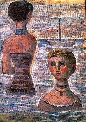 """E il naufragar è dolce in questo mare... Margherita Zosi e Laura Ricci in versi a Baschi per """"Duetto al femminile"""""""