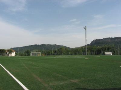 Sarà inaugurato il prossimo 2 giugno il nuovo campo in erba sintetica del Muzi