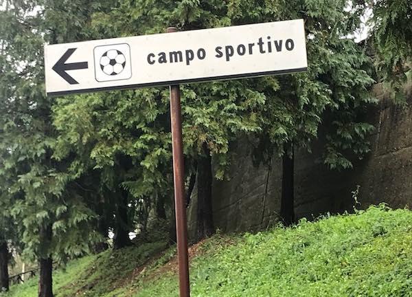 L'Anno Scolastico si inaugura al Campo Sportivo