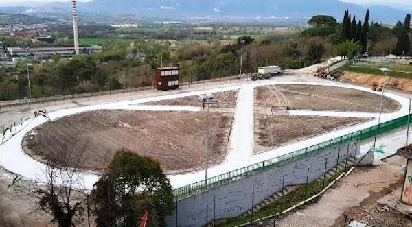 Corsa all'Anello 2019, si inaugura il nuovo Campo de li Giochi