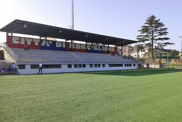 """Derby di Serie C tra Viterbese e Rieti al Campo Sportivo """"Valerio Ginnasi"""""""