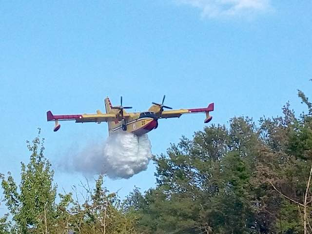 """A una settimana dall'incendio, la Cgil dei vigili del fuoco denuncia: """"Burocrazia dannosa"""""""
