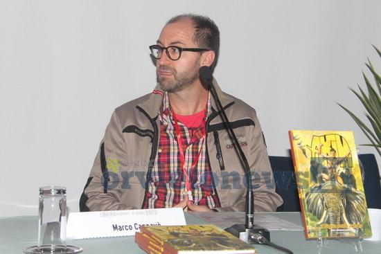 """""""Akim figlio della jungla"""". Debutto con successo a """"Lucca comics&games"""" per la PlaySeven di Marco Cannavò"""