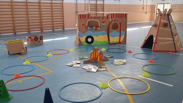 """Riaprono i cantieri del progetto """"Con i bambini dell'Italia di mezzo"""""""