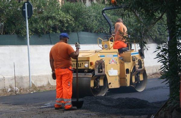 Il Comune investe 130.000 euro per le strade comunali interne e di campagna