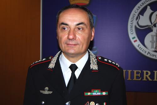 ll colonnello Capasso è il nuovo comandante provinciale dei carabinieri di Terni