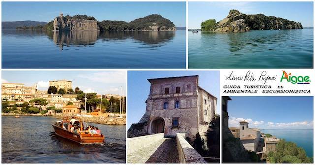 Alla scoperta di Rocca Farnese, visita al borgo e tour del lago