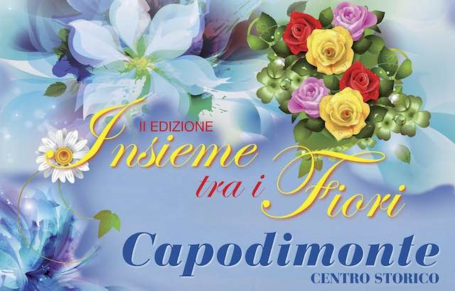 """""""Insieme tra i fiori"""". Seconda edizione per il mercatino dell'artigianato e prodotti vari"""