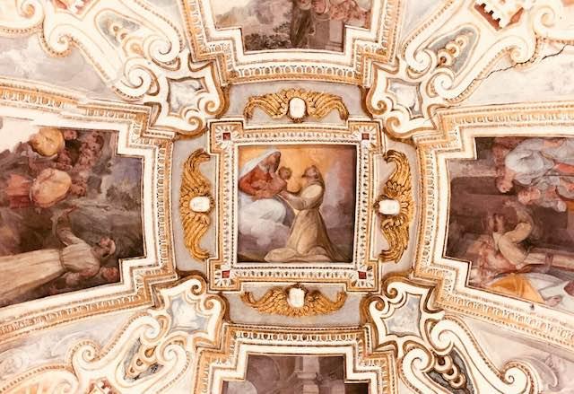 Dal Castello Baronale alla Cappella Baglioni, fino al caffè a Villa Lais