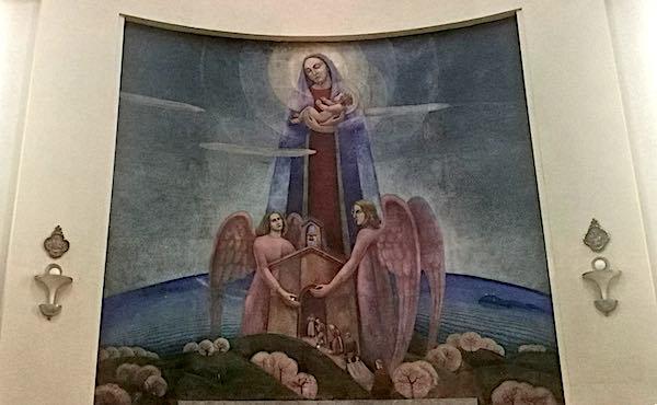 Cappella degli Infermi di Monteluce, concluso il restauro dei dipinti