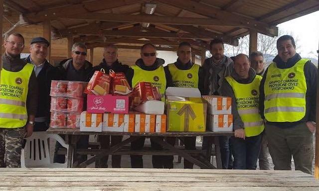 Nuova visita dell'Amministrazione Comunale nella frazione di Amatrice