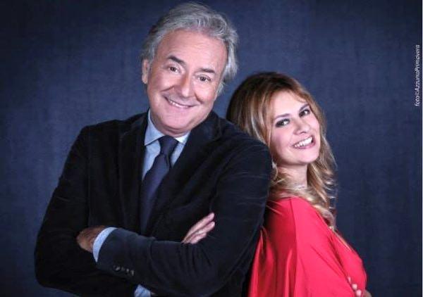 """""""Notte di follia"""" al Teatro Boni con Debora Caprioglio e Corrado Tedeschi"""