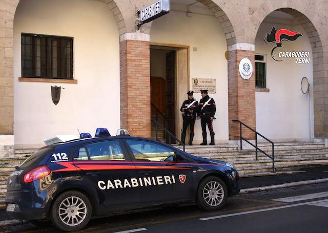Furti in tutto l'Orvietano. Dall'Arma controlli, denunce e contravvenzioni