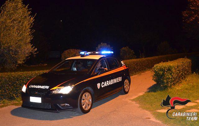 Trentenne denunciato dai Carabinieri per tentato furto aggravato