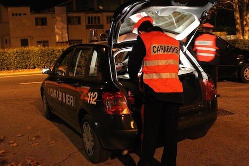 Controlli straordinari dei Carabinieri durante le festività, tre arresti