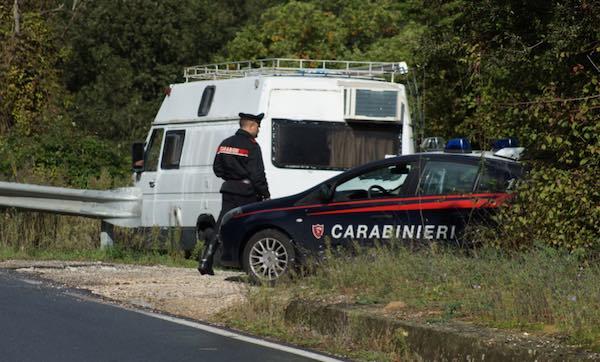 Carabinieri in campo per il contrasto alla prostituzione