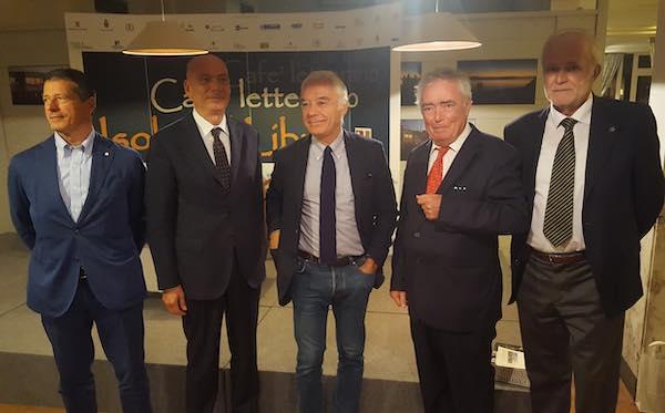 """""""Isola del Libro"""", gran finale con Cardella e il premio Raccontami l'Umbria"""