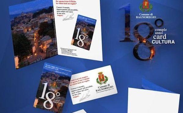 In arrivo la Card Cultura per i neo 18enni. In regalo 200 euro di libri
