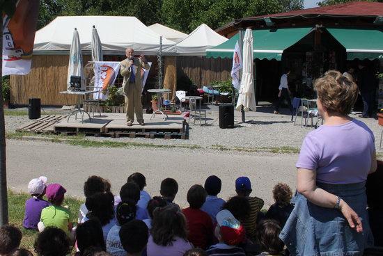 La festa per i 20 anni di Orvieto Cittacardioprotetta è iniziata con i bambini. Prevenzione e sorrisi per i più piccoli