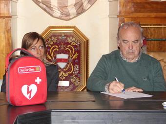 Buon compleanno Orvieto Cittacardioprotetta! E' festa per i 20 anni del progetto