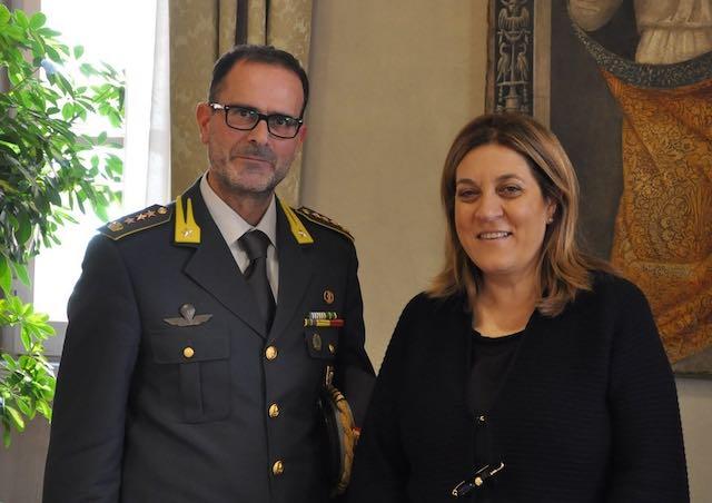 GdF, è Danilo Massimo Cardone il nuovo comandante provinciale