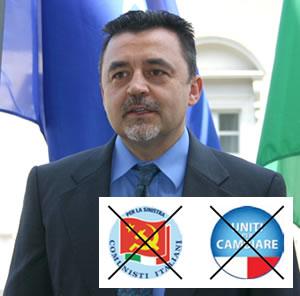"""Carlo Tonelli candidato Sindaco a Orvieto. Programma e liste di supporto: """"Comunisti Italiani"""" e """"Uniti per Cambiare"""""""
