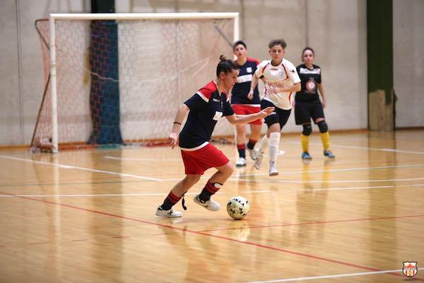 Orvieto FC, il big match del futsal femminile chiude il lungo weekend