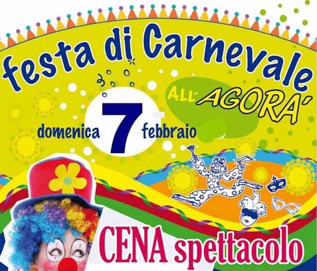 Carnevale all'Agorà con la Uisp. Laboratorio di costruzione del vestito
