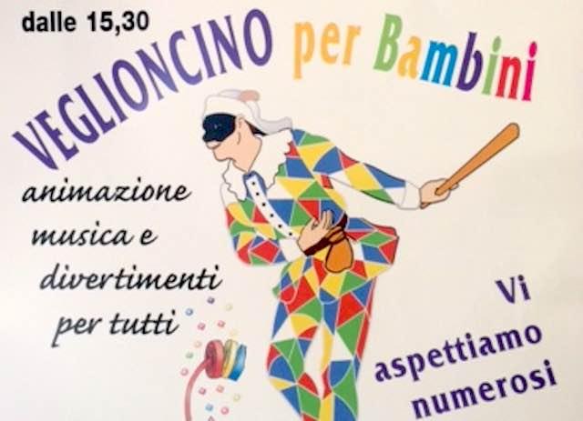 """Carnevale al Palazzo dei Sette, c'è il """"Veglioncino per bambini"""" della Croce rossa"""