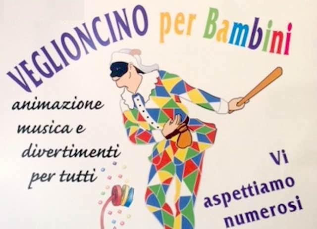 Festa mascherata di Carnevale con la Croce Rossa Italiana