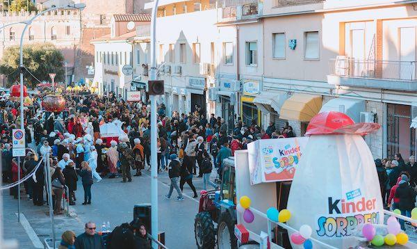 Carnevale Montaltese, sei appuntamenti per grandi e piccoli