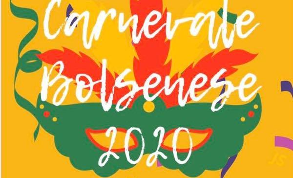 Tripudio di colori e maschere in piazza con il Carnevale Bolsenese