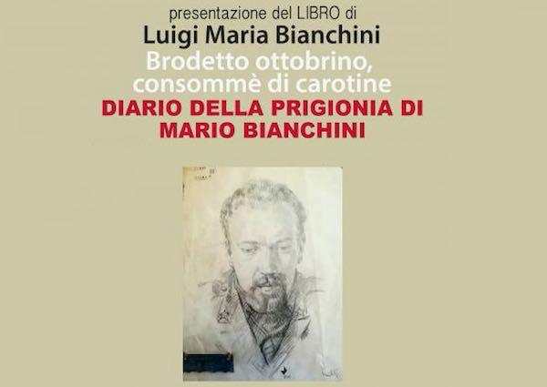 "Luigi Maria Bianchini presenta ""Brodetto ottobrino, consommè di carotine"""
