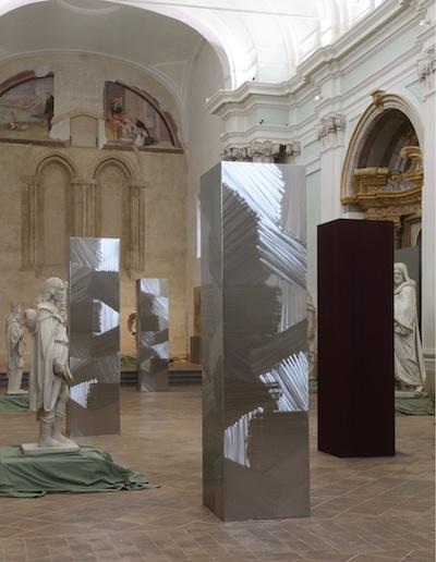 Prorogata al MODO la mostra di Nicola Carrino. Si potrà visitarla fino al 13 marzo 2011